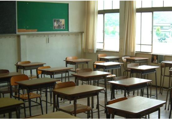 Κενή Αίθουσα Διδασκαλίας