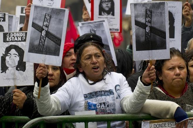 Προς Ποια Δημοκρατία; - Μη Απονομή Δικαιοσύνης Στη Χιλή