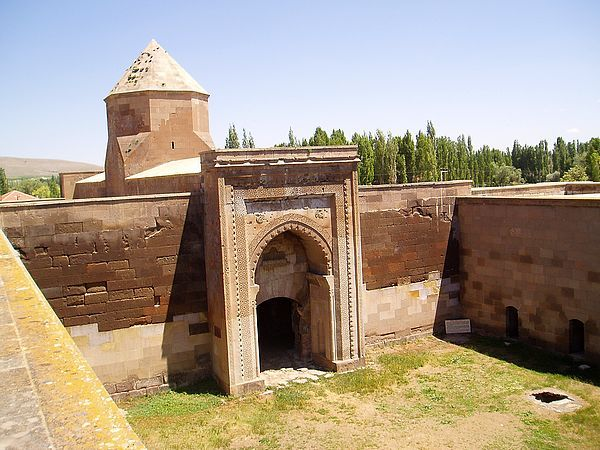 Ak Sharay - Seljuk Architecture