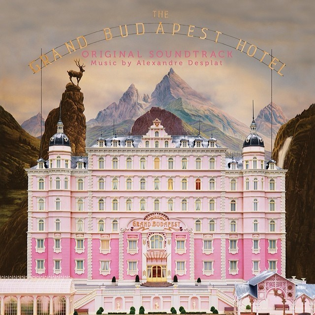 The Grand Budapest Hotel - Alexandre Desplat