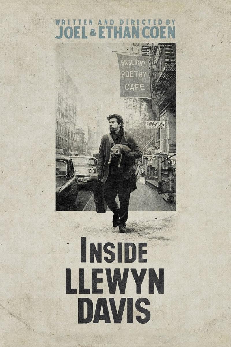 Inside Llewyn Davis - Joel & Ethan Cohen