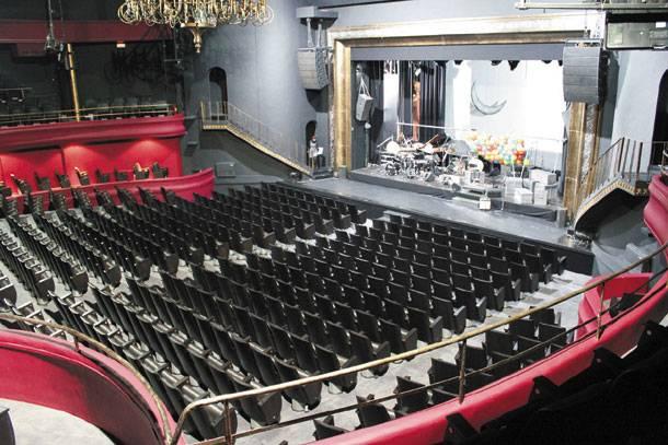 Θέατρο Ακροπόλ - Εσωτερική Άποψη