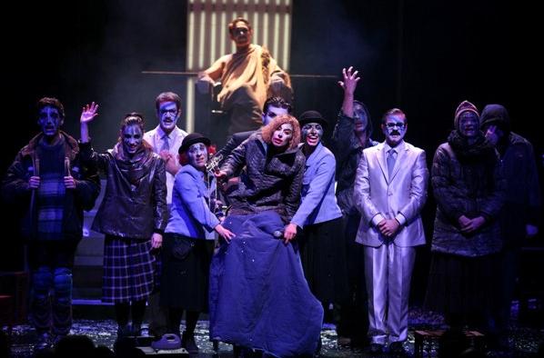 Θέατρο Ακροπόλ - Η Αγία Ιωάννα Των Σφαγείων