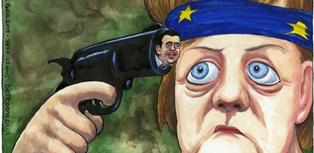 Η Ευρώπη Παίζει Ρώσικη Ρουλέτα