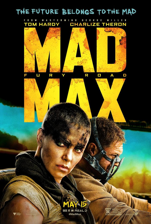 Οι Καλύτερες Ταινίες Της Χρονιάς - Mad Max, Ο Δρόμος Της Οργής