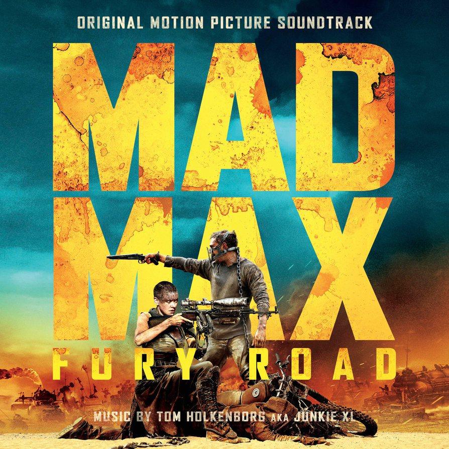 Τα Καλύτερα Soundtrack Της Χρονιάς - Mad Max, Ο Δρόμος Της Οργής