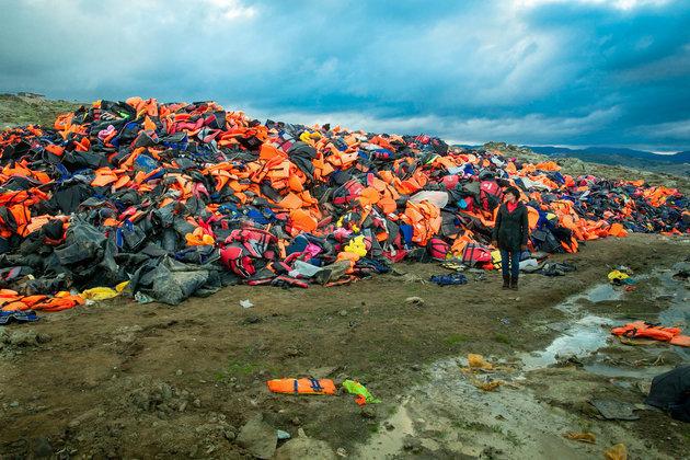 Η Στάση Της Διεθνούς Καλλιτεχνικής Κοινότητας Για Το Προσφυγικό Ζήτημα_4